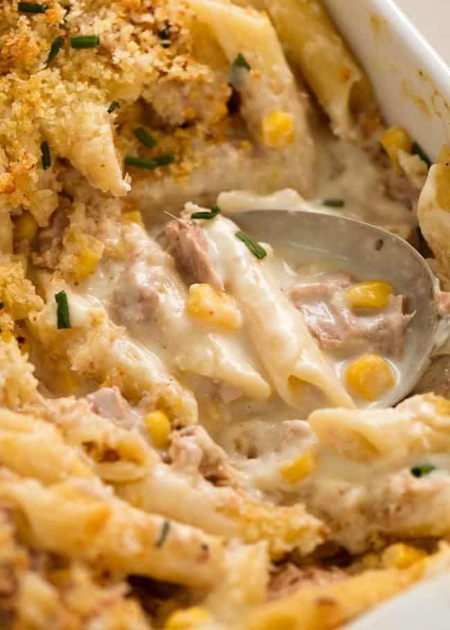 Tuna Mornay Tuna Casserole Pasta Bake Recipe Pasta Bake Tuna Recipes Recipes