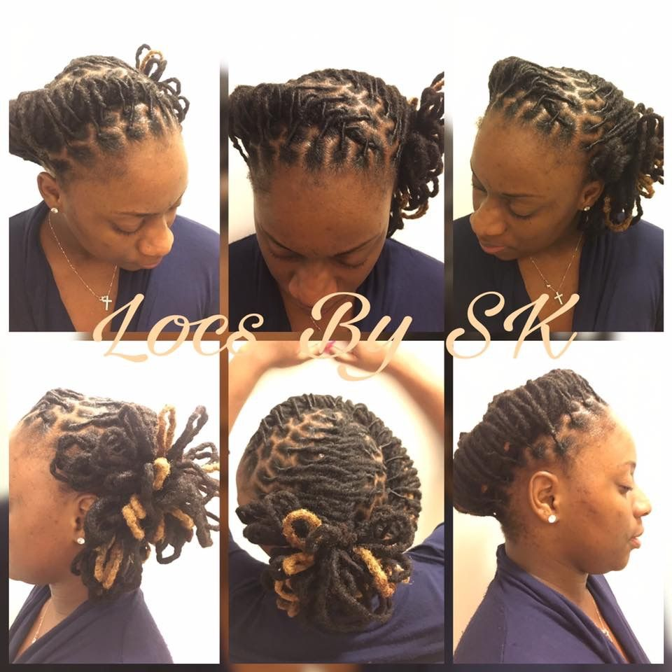 Pin by d font font on loc styles and maintenance pinterest locs