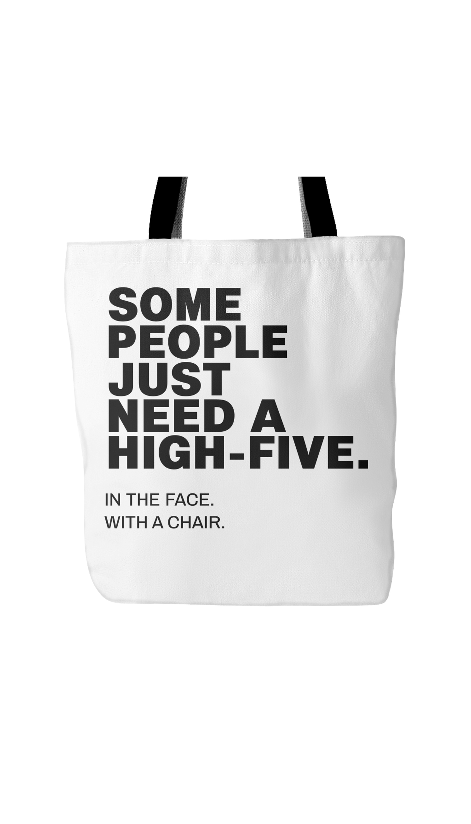 0d5e4637732 Don't Make Me Use My Teacher Voice Funny Tote Bag   Craft Ideas ...
