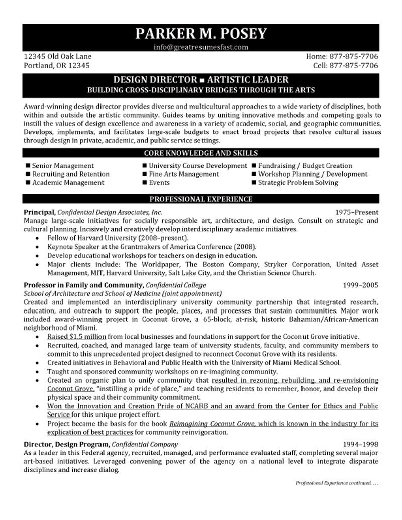 it manager resume example resume examples and resume resume sample of an award winning design director diverse and multicultural approaches to a wide variety of disciplines both in and outside the