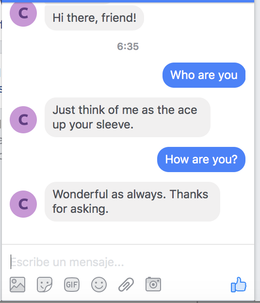 How To Create Your Very Own Facebook Messenger Bot with