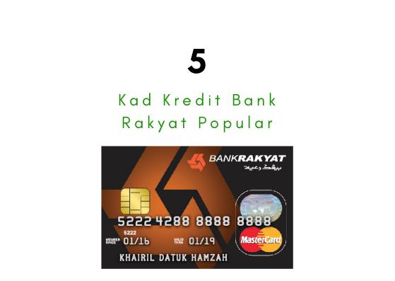 Pin On Kad Kredit Malaysia