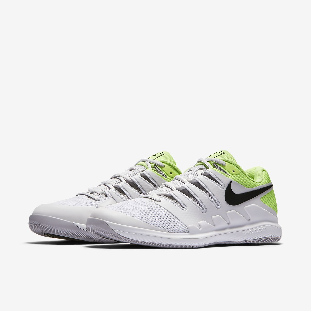 Nikecourt Air Zoom Vapor X Sneakers Air Zoom Shoes