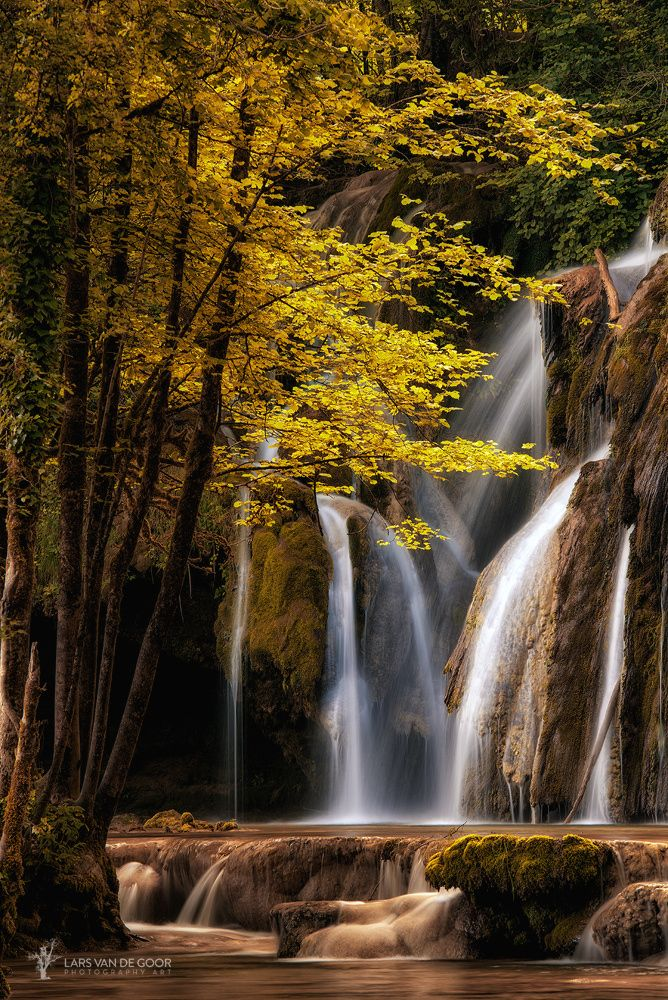 """La cascade des tufs aux planches pres d'arbois. France Press H to dim the lights  <a href=""""http://larsvandegoor.com/seebook/"""">FREE SeeBOOK</a> <a href=""""http://larsvandegoor.com/"""">WEBSITE</a> <a href=""""https://500px.com/photo/112870445/does-ot-has-seen-sien-yet-by-lars-van-de-goor?from=user_library"""">CHECK OUT MY LATEST POST on 500PX</a>"""