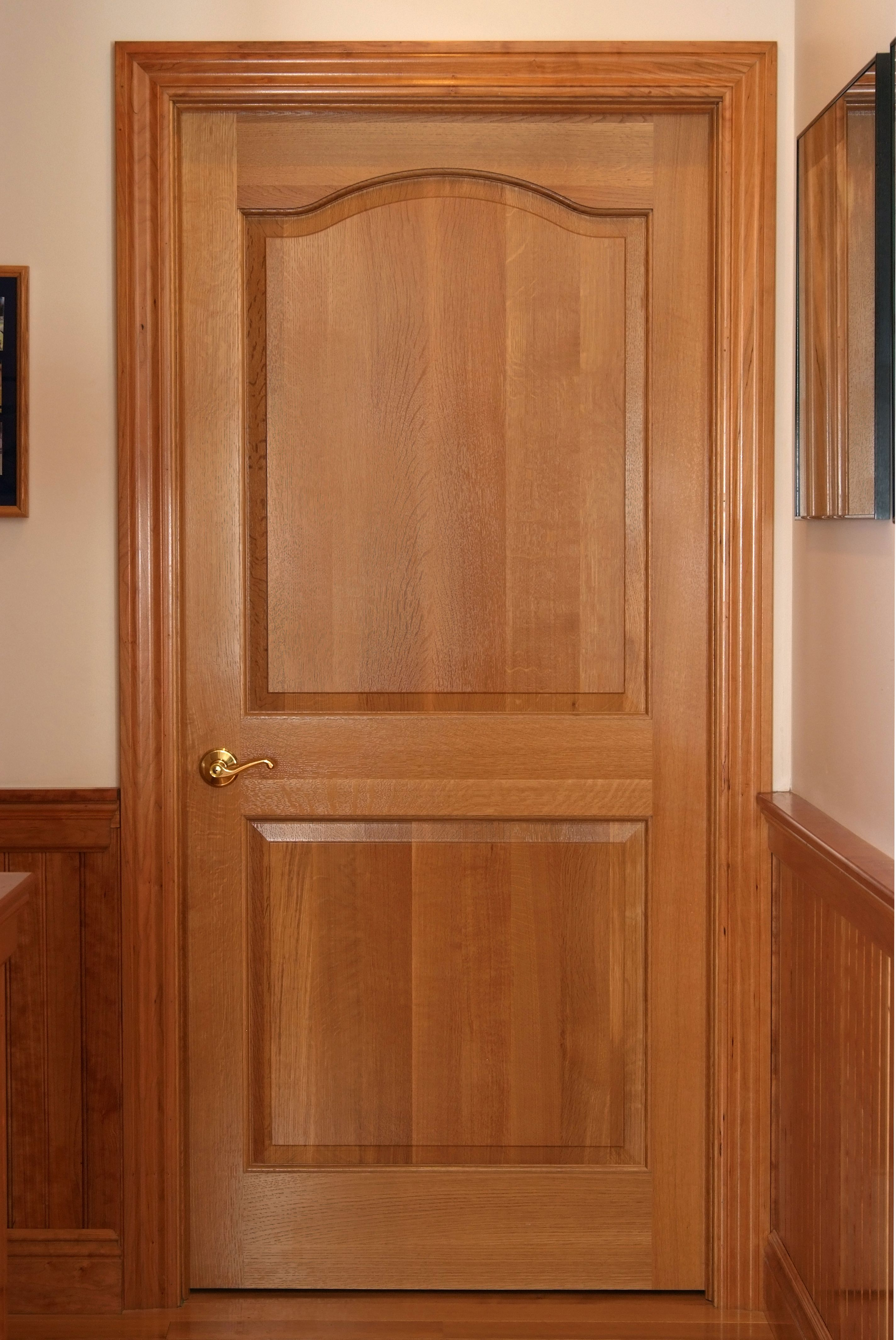 Pin By Baird Brothers Fine Hardwoods On Interior Doors Wood Doors Interior Bedroom Doors Door Design