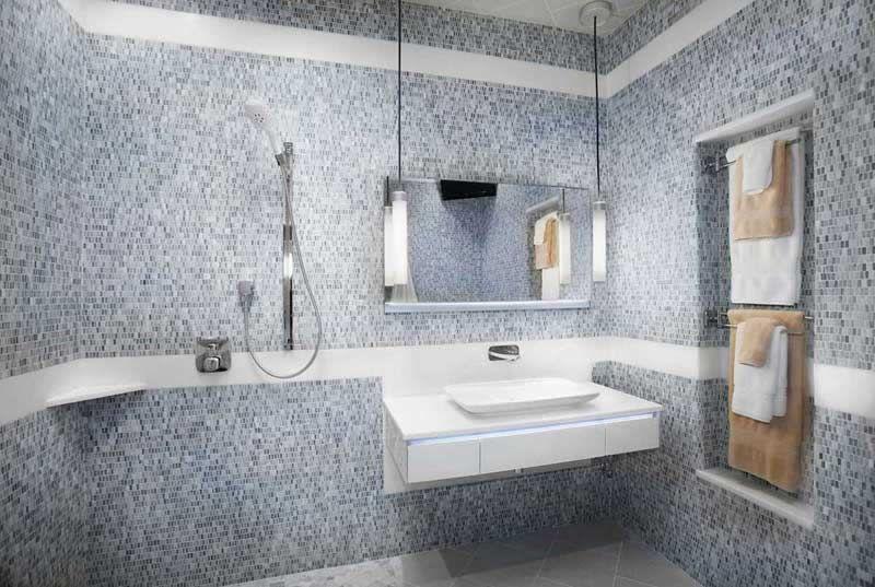 Bathroom Remodeling Tucson Az wet room designs, mckee construction & remodeling - tucson, az