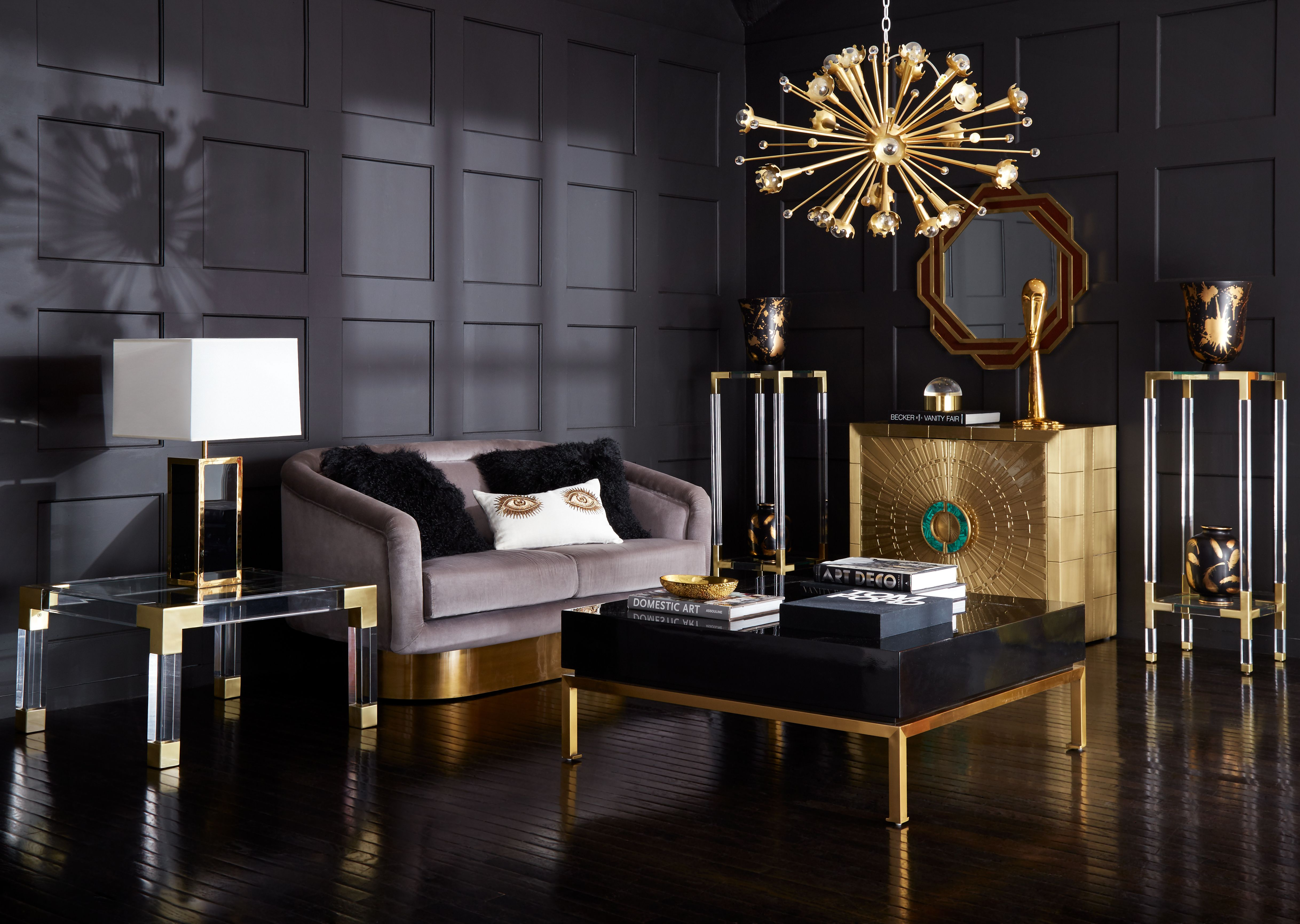 Bring modern american glamour home our annual furniture sale starts