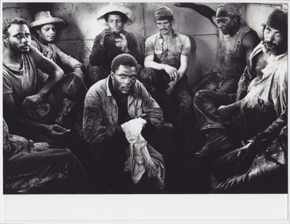 Sebastiao Salgado WORKERS Photokina 1992 Kodak sponsored exquisite photo