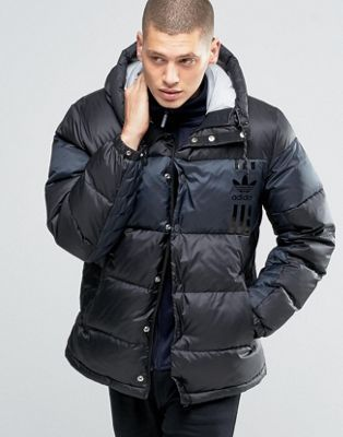 Quilted In ID96 adidas Jacket Originals Black AY9155 PXiuTOZk