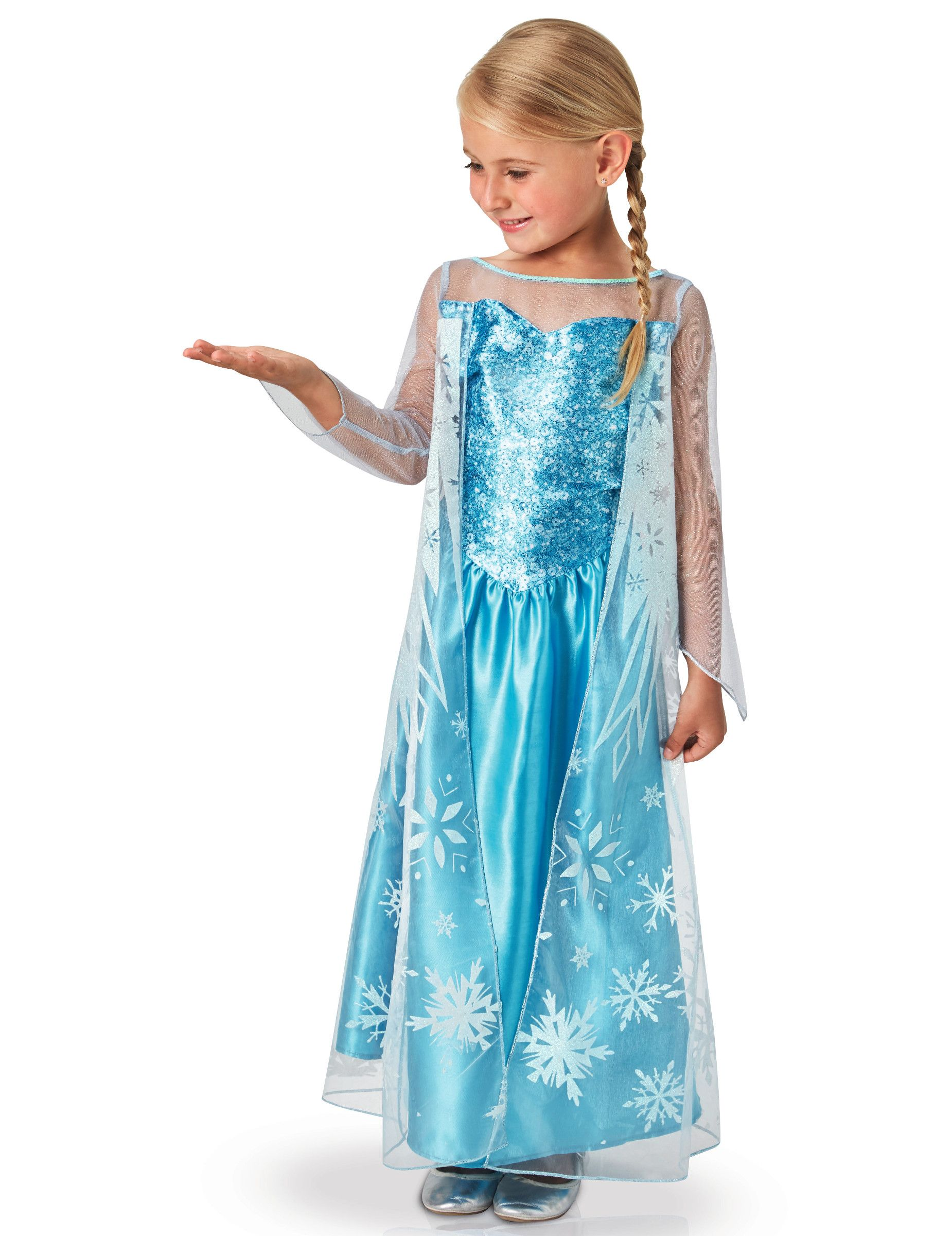 Classic Elsa Frozen™ outfit for girls  916e5aa6478