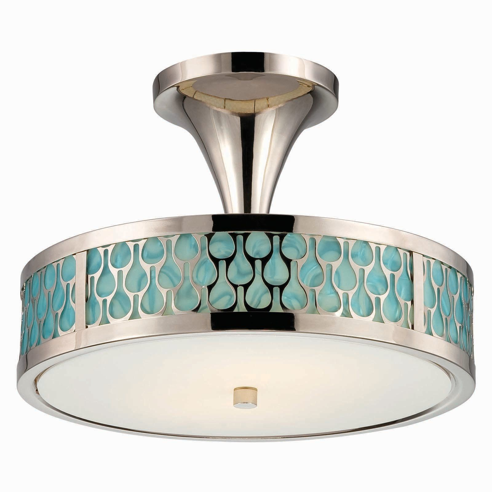 Have to have it nuvo raindrop led semi flush dome light 15w in nuvo raindrop led semi flush dome light 15w in arubaitofo Image collections