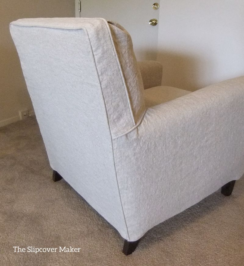 Linen Slipcovers For Room Board Chairs Linda S Linen Chair
