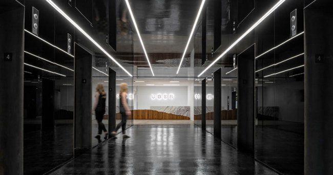 A la découverte des bureaux duber à san francisco le design chic