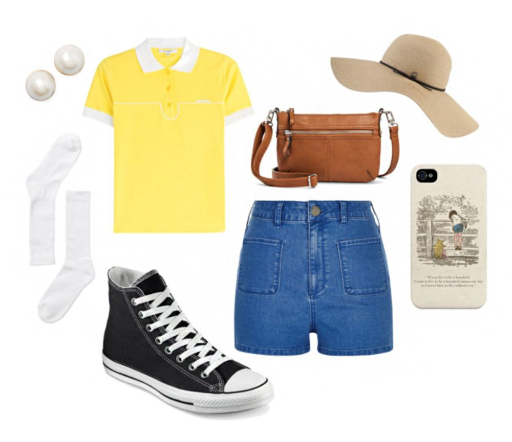 Christopher Robin Inspired Outfit