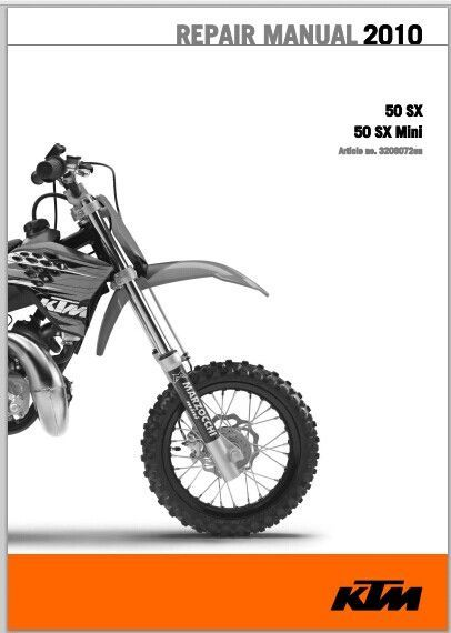 2010 KTM 50 Sx Mini Workshop Service Repair Manual Pdf. 2010 KTM 50 Sx Mini Workshop Service Repair Manual Download This Is The. KTM. KTM 50 Dirt Bike Diagram At Scoala.co