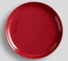 Joshua Stoneware Dinner Plate Red Plates Dinner Plates Stoneware