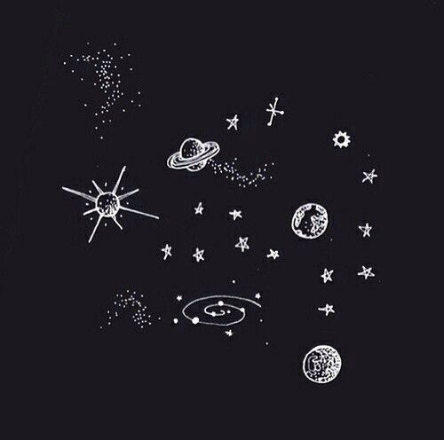Easy Space Drawing