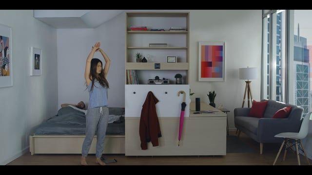 Ori One Room A Hundred Ways Ideas Pinterest Small Apartments