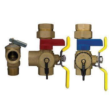 Rheem Rtg20220ab Tankless Water Heater Service Valves With