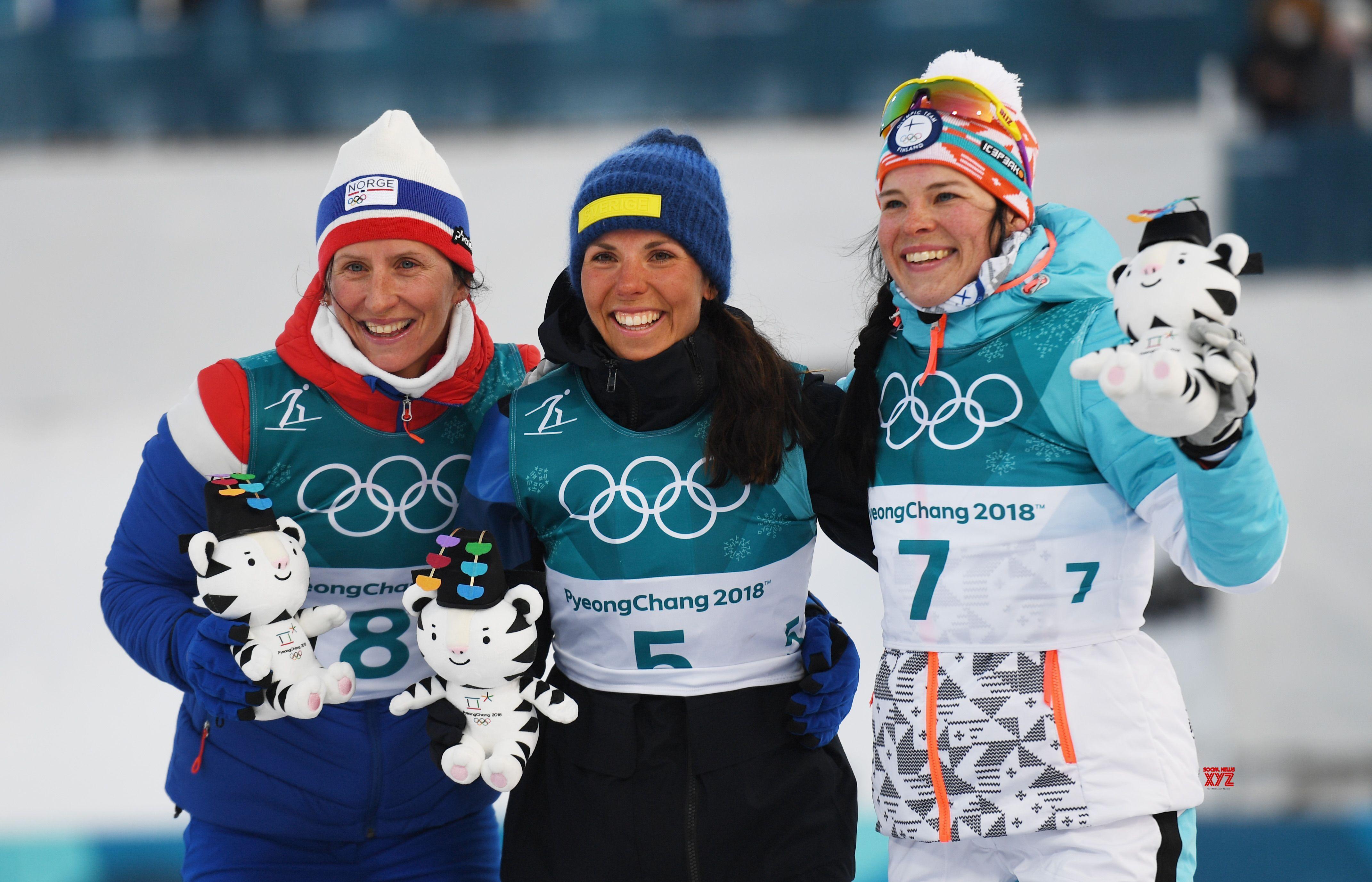 Oly South Korea Pyeongchang Cross Country Skiing Ladies 7 5km 7 5km Skiathlon Gallery Social News Xyz Winter Olympics Cross Country Skiing 2018 Winter Olympics