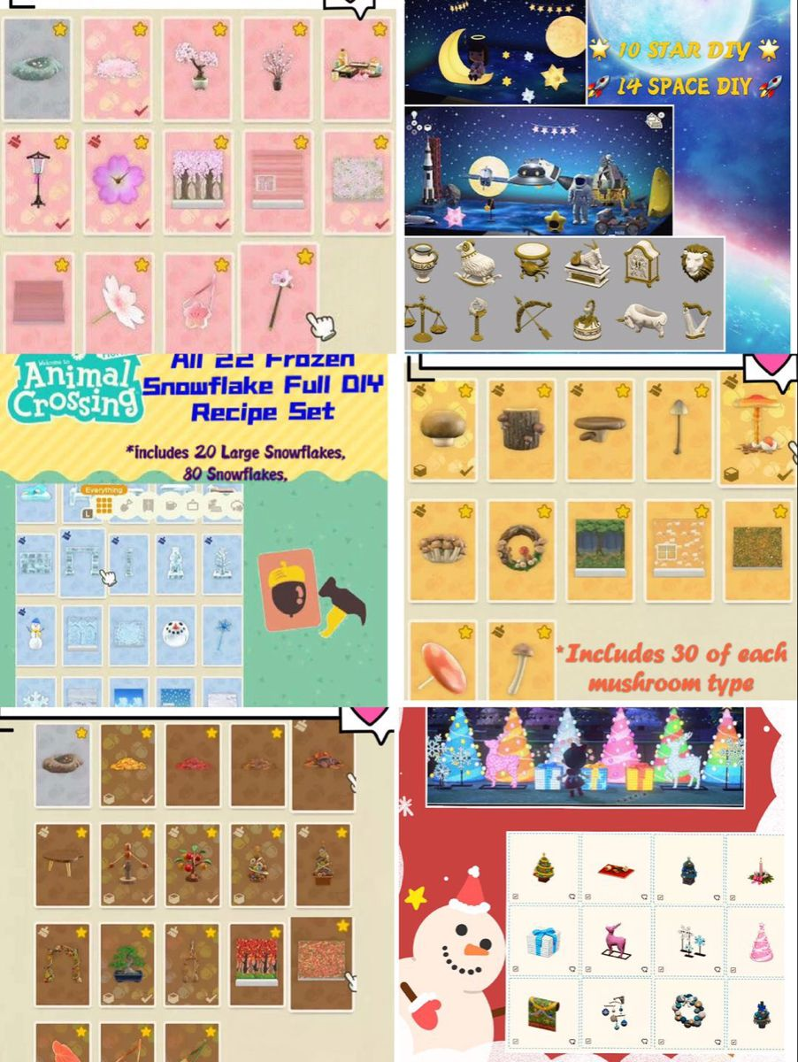 Online 24 7 Fast Reponse And Delivery All Diy Recipt Set Crafting Materials 14 Cherr Animal Crossing Funny Animal Crossing Game Christmas Animals