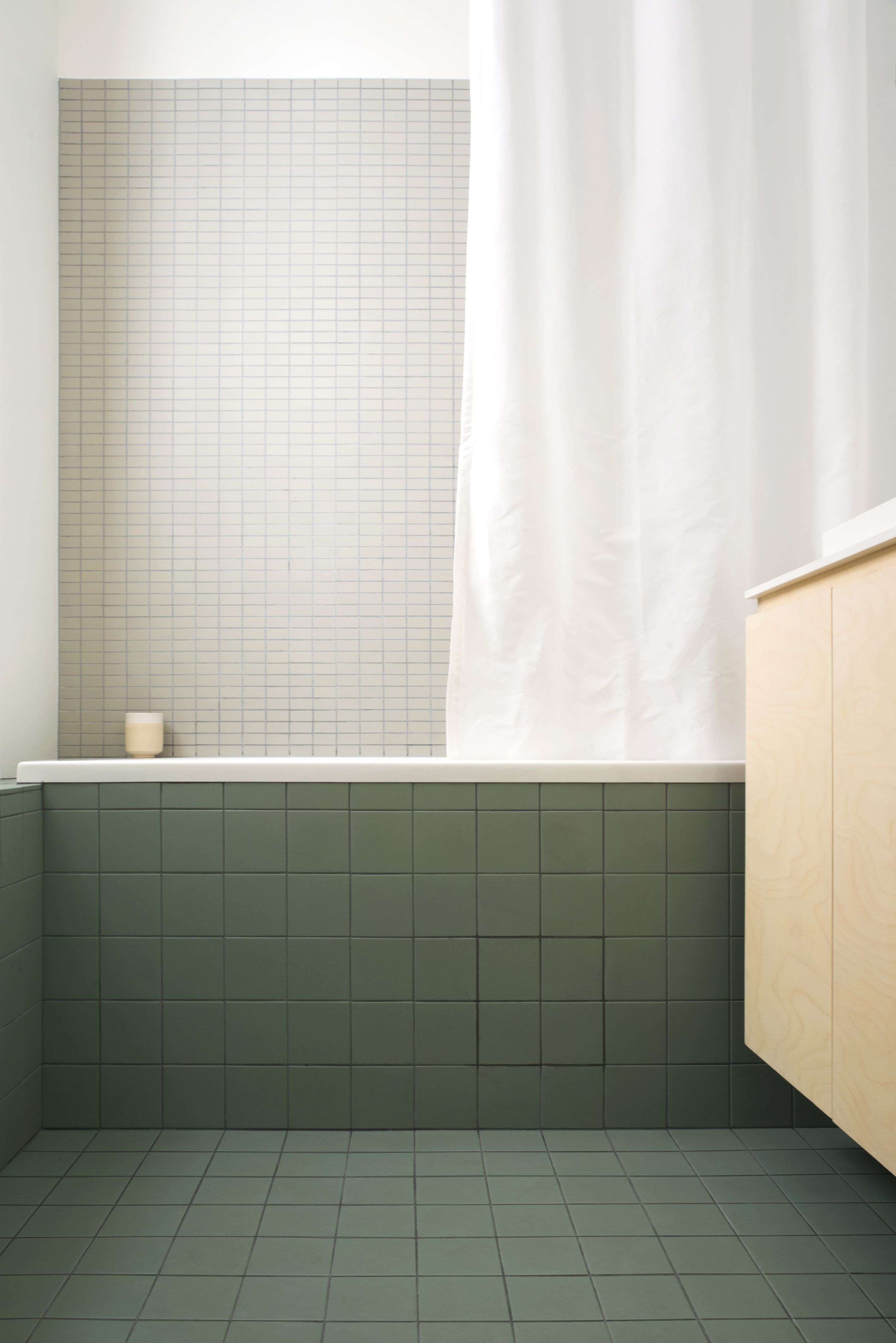 Photo of Gefliestes Badezimmer – Mobel Deko Ideen