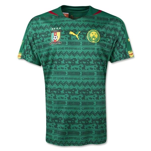 huge selection of fcdac 4221c Cameroon Jersey 2014 2015   Products   Football shirts ...