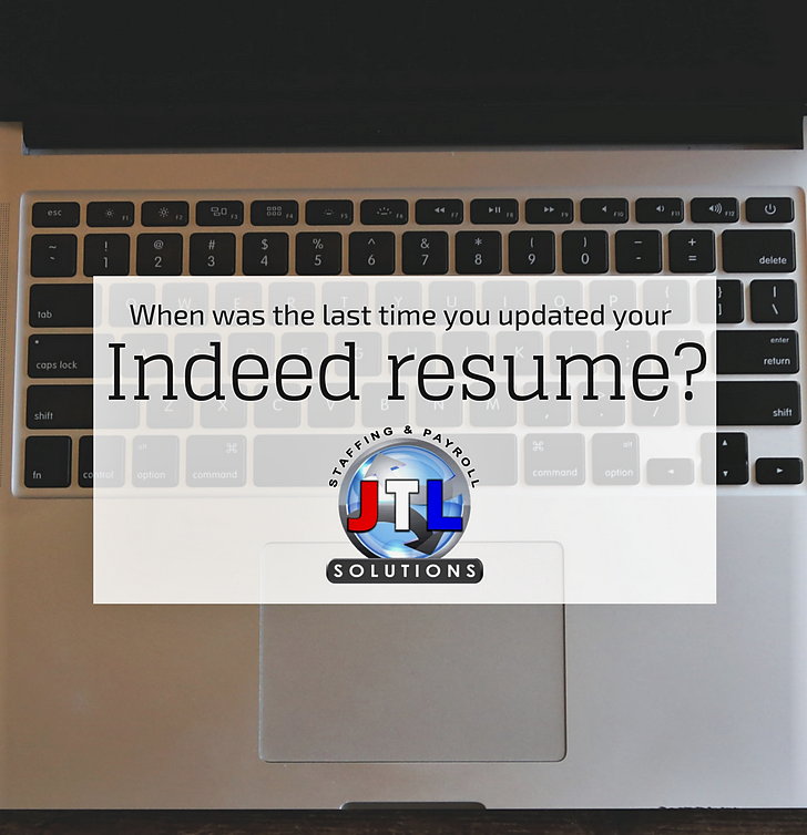 Have You Taken A Look At Your Resume Lately? Every Day, We