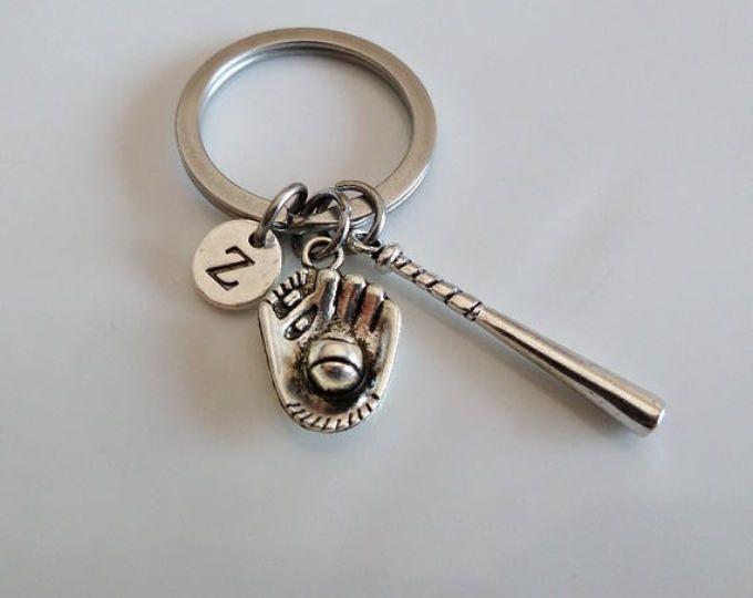 Softball keychain da7f97dc19