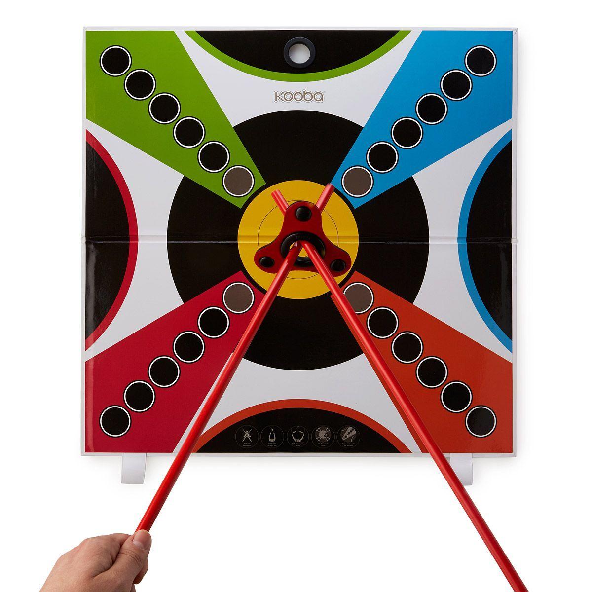 Kooba target game creative dart board game