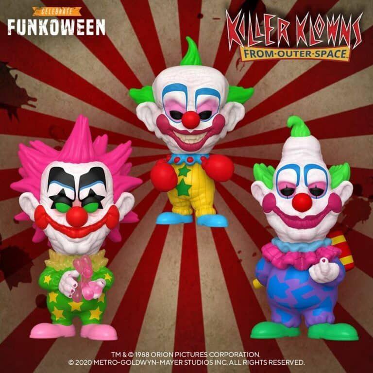 Space Gallery Halloween 2020 Funko POP! Halloween in May 2020: List Gallery & Exclusives | Hot