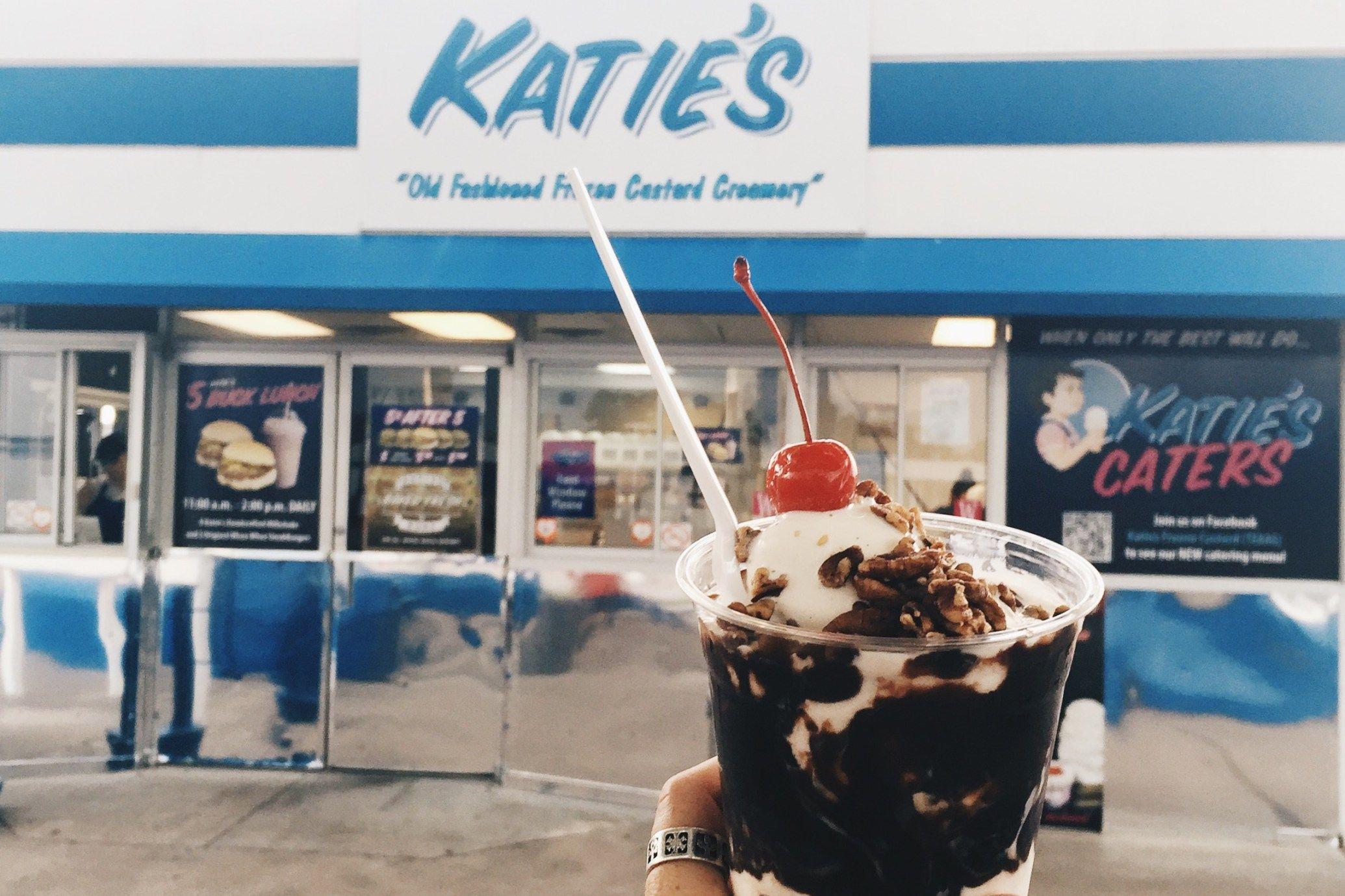 Wacobound | Katie's Frozen Custard