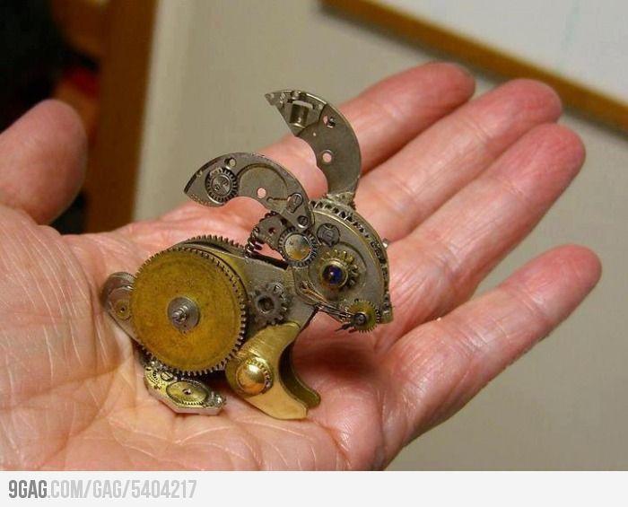 Clockwork Bunny.