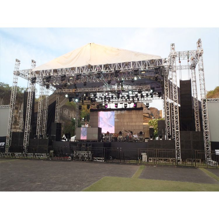 Outdoor Aluminum Lighting Concert Truss Manufacturer Welcome To Contact Mike Mike Clexhibit Com Or 86 158 0060 829 Outdoor Stage Aluminum Roof Lighting Truss
