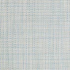 Mini Basketweave Woven Floormat In Sky 30 X106 Rug