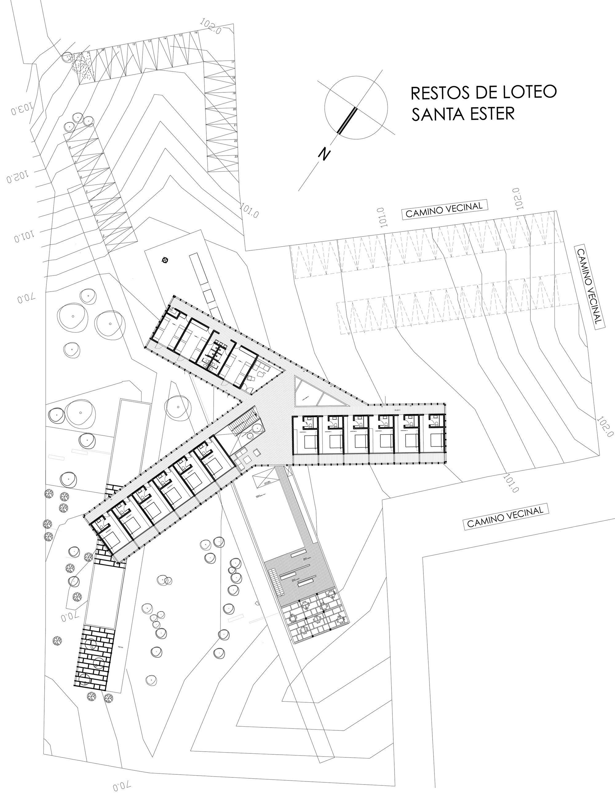 Punta Sirena Hotel Wmr Arquitectos