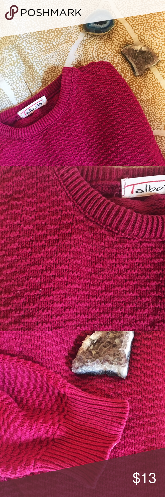 Talbots Sweater | Pink, Sweater sale and And then