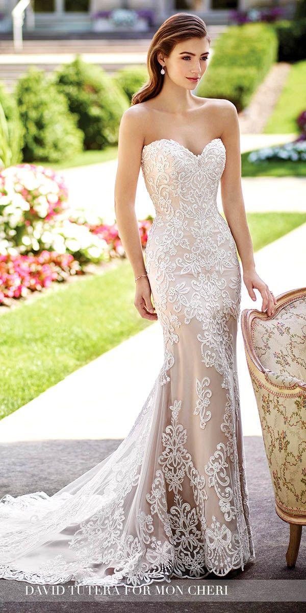 David Tutera Wedding Dresses 2017 For Mon Cheri Bridal | Pinterest ...