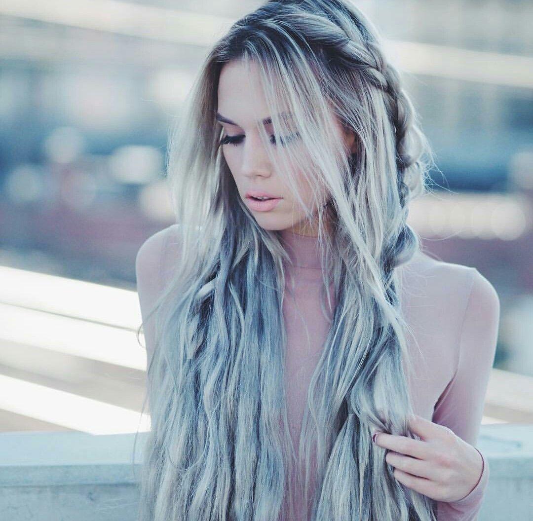 Kirstenzellers hair pinterest