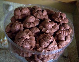 Membuat Coco Crunch Cookies Makanan Anjing Makanan Kue Kering