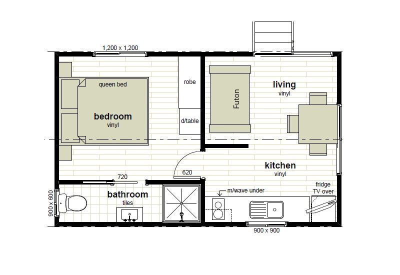 Floor Plan For Two Bedroom Cabins And Click Enlarge Log Cabin Loft Amish Plans Images
