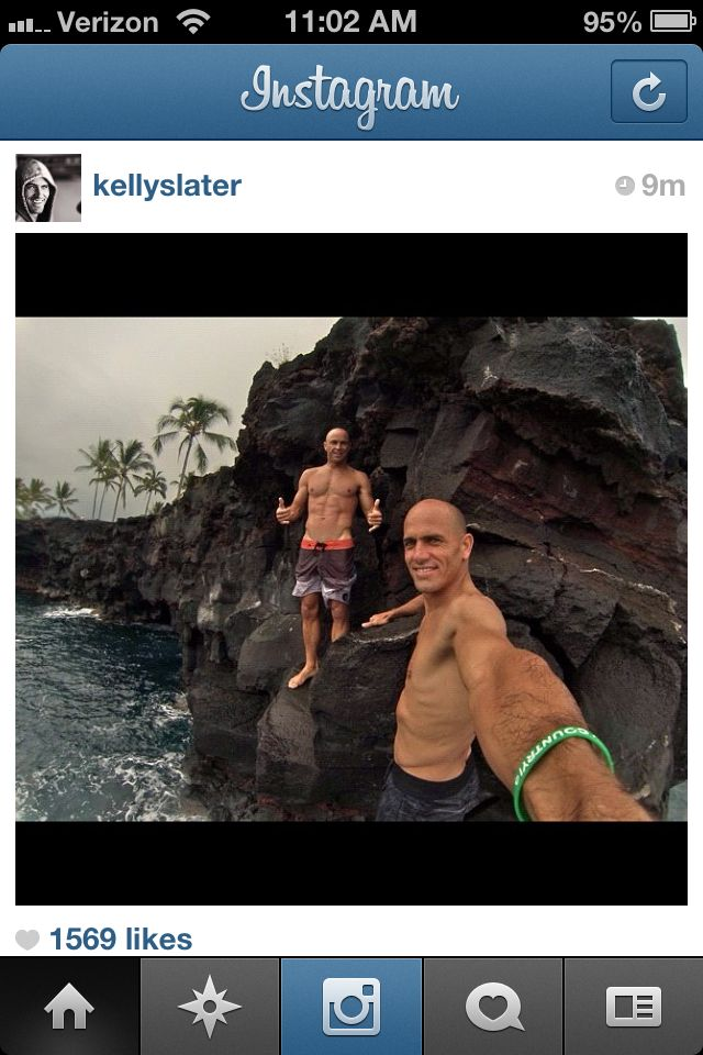 Kelly Slater .... Can make this lesbian go straight. :)