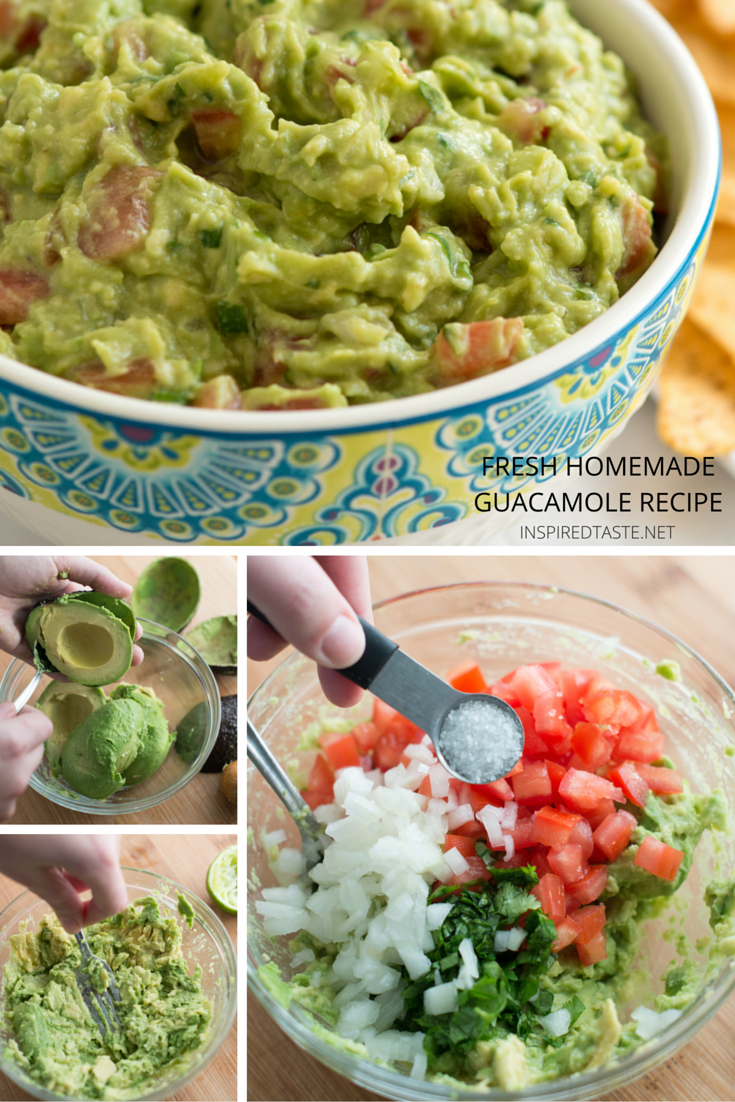 Easy Guacamole Our Favorite Recipe Guacamole Recipe Easy Best Guacamole Recipe Homemade Guacamole Recipe