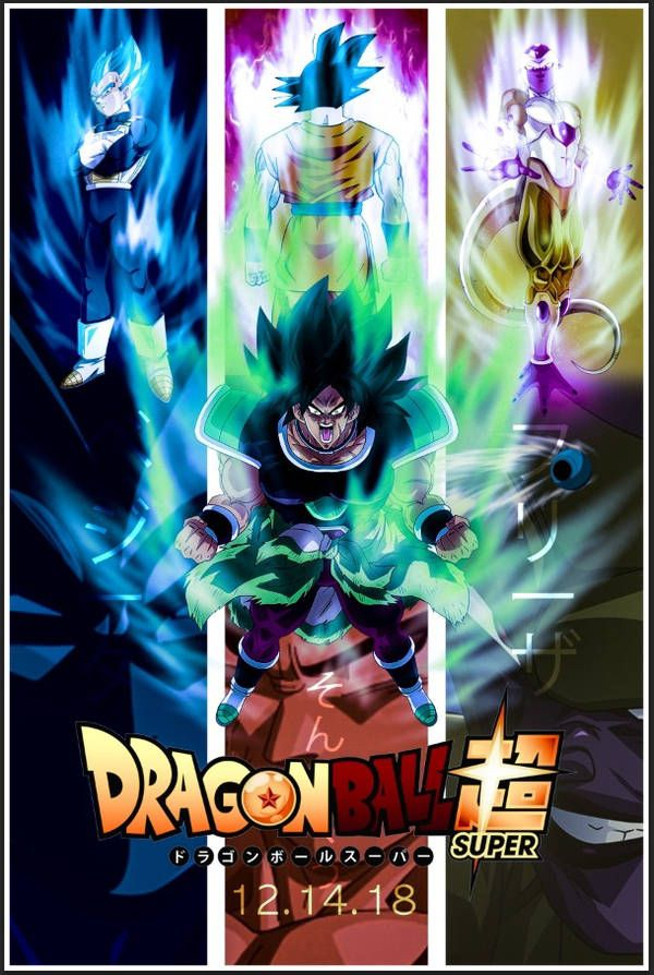 Eng.Sub Dragon Ball Super Broly Full_Movie