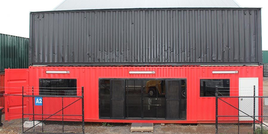 Shipping Container Secure Sliding Door Google Search In 2020 Shipping Container Sliding Doors Ship
