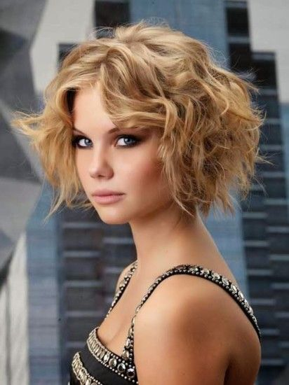 bob hairstyles for naturally curly hair
