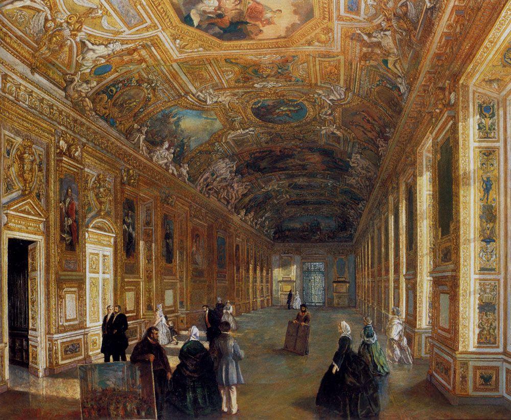 Armand Julien Palliere 1859-1941 Galerie 'apollon Au