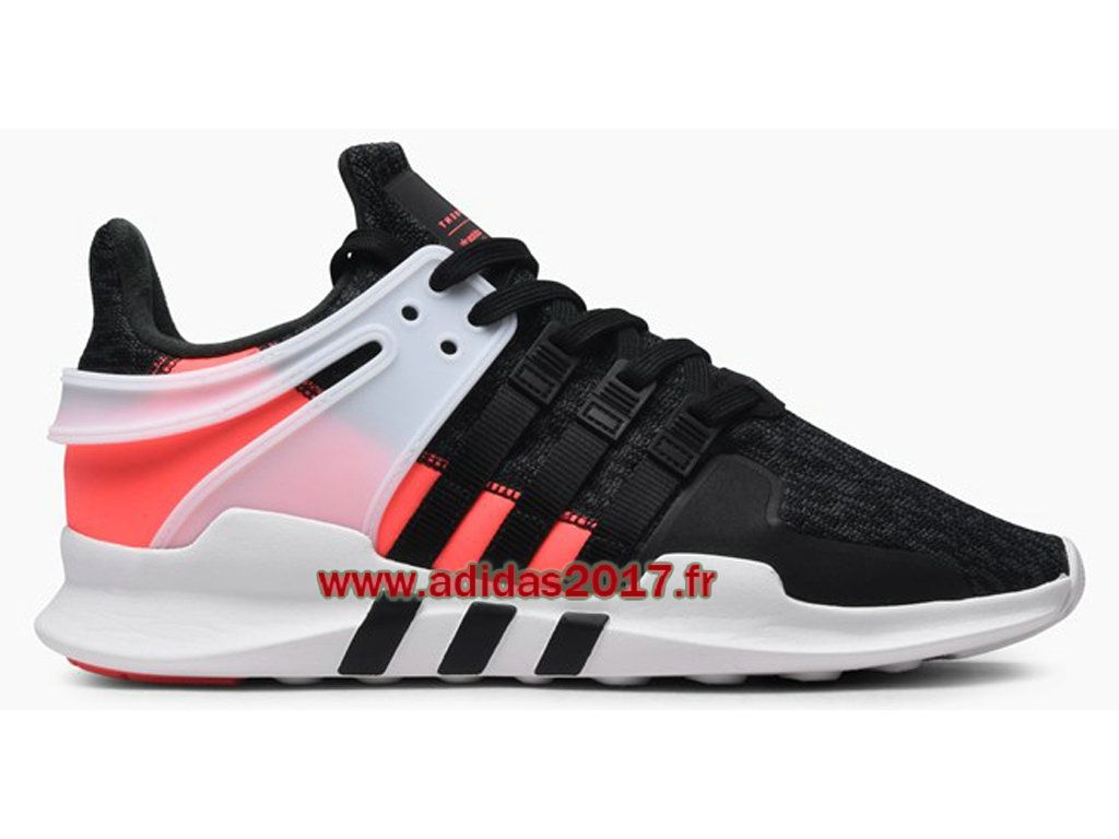 adidas eqt support adv chaussure adidas originals pas cher pour homme femme noir turbo bb1302. Black Bedroom Furniture Sets. Home Design Ideas
