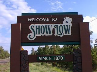 Image result for Show Low az