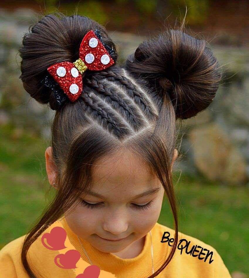 21 Estilos de cabello para ninas